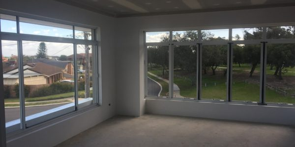 Render Float and White Set Plaster Perth