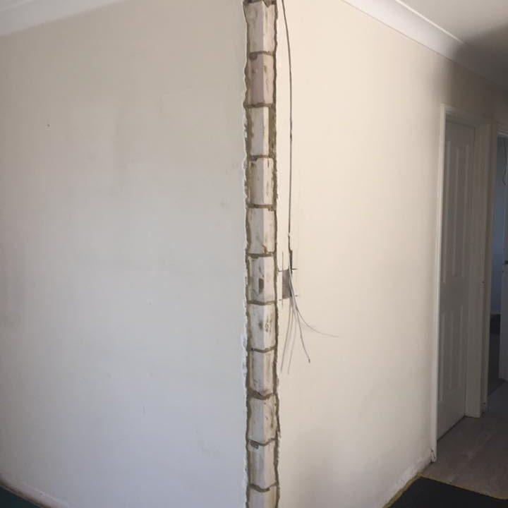 Wall Removal Plastering Renovations Perth
